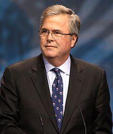 Jeb Bush!  I (Iris), like him for 2016!  Will he consider running?
