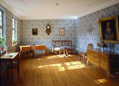 Cornelia's room, Goethe's house in Frankfurt