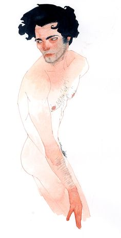 sketchbook 021 // Kevin Wada
