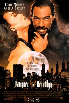 #1224. Vampire In Brooklyn (1995) ** directed by Wes Craven