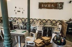 Restaurante Bacira japonés en madrid