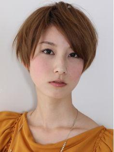 モッズヘア mod's hair 船橋店 ヘアスタイル:★エアリーショート★ ホットペッパービューティー