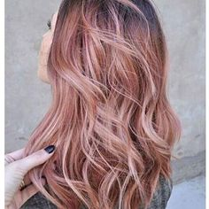 I am glad to see this gorgeous, fun colour making more of an appearance this year! If you want to colour your hair and think it will look good but you're unsure, talk to me and we'll see what will work! I have a lot of experience in colouring hair, so you know that with me you'll be in good hands! To book your colouring appointment, please call me on: 07540 997010.