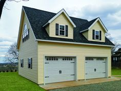 Amish Made Pre Fab Garages For Sale In Oneonta, NY | Amish Barn Company