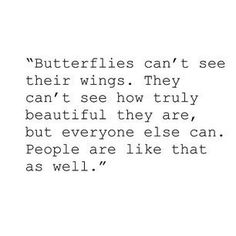 Spread your wings beautiful!