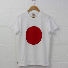 Franklin and Marshall Japan No.18 T-Shirt #japan #worldcup #football #soccer #franklinandmarshall #menswear