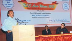 Dr.Mukund Sarda NLC Law Waves: Legal Discourses & Scholastic Interactions  (27th May, 2013) Hon'ble Shri. Paras Kuhad Additional Solicitor General of India.