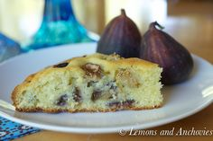 Fresh Fig and Olive Oil Cake-2