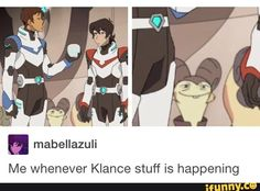 #me #voltron #keith #lance