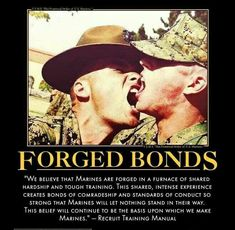 The same can be said of the Army Infantry. Marine Corps Quotes, Marine Corps Humor, Us Marine Corps, Usmc Quotes, Military Girlfriend, Military Humor, Military Love, Military Spouse, Military Terms