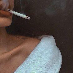 they meet having a smoke outside a fancy gala. Smoking Kills, Girl Smoking, Bad Girl Aesthetic, Aesthetic Photo, Boujee Aesthetic, Rauch Fotografie, Cigarette Aesthetic, Smoke Photography, Human Body Photography