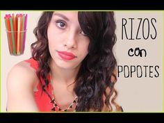 RIZOS CON POPOTES!! - SUPER FACIL