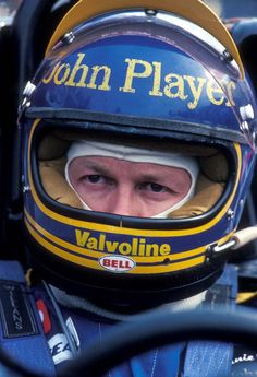 DEPORTIVO: PERFILES - RONNIE PETERSON (1944-1978)