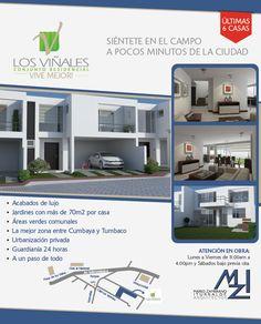 LOS VIÑALES: Lujosas #Casas de venta en #Cumbayá desde 188 m2 http://ecuador.inmobilia.com/es/detalleProyecto/14137-LosViales #InmobiliaEcuador #Quito