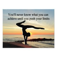 MOTIVATING GYMNAST PHOTO PRINT Thrill your Gymnast with the best selection of Gymnastics Tees and Gifts from Zazzle. http://www.zazzle.com/mysportsstar/gifts?cg=196751399353624165&rf=238246180177746410   #Gymnastics #Gymnast #WomensGymnastics #Gymnastgift #Lovegymnastics