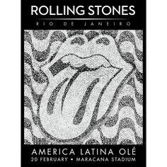 The Rolling Stones - 2016 - Olé Tour - Rio De Janeiro - Brazil