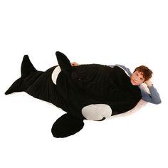 Chumbuddy Orca Sleeping Bag, 165€, now featured on Fab.
