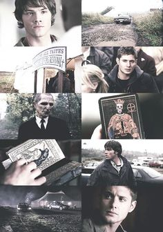 Supernatural: 1x12 - Faith.