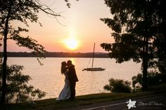 Lakefront Massachusetts Wedding Venues at Saphire Estate