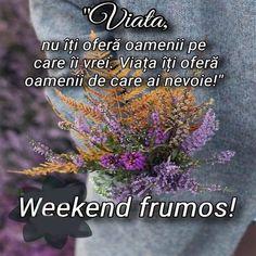Niciodata nu esti singur daca in suflet il ai pe Dumnezeu! Amin Happy Weekend, Good Morning, Tik Tok, Audio, Plants, Quotes, Buen Dia, Bonjour, Plant