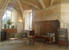 Passé Actuel à l'abbaye de Gruchet le Valasse