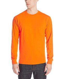 XQS Mens Casual Slim Fit Long Sleeve Crewneck Faux Fur Lined Henley Shirt