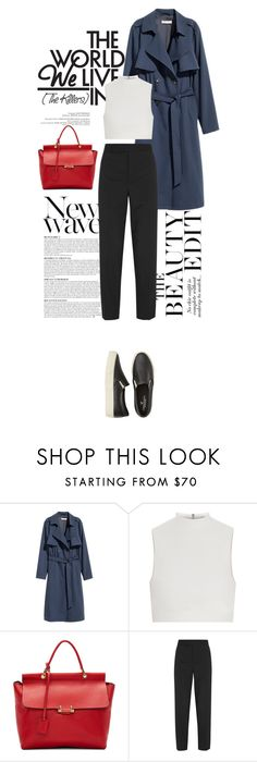 """""""849."""" by irina-chechyotkina ❤ liked on Polyvore featuring Anja, H&M, Elizabeth and James, Lanvin, Marni and American Eagle Outfitters"""