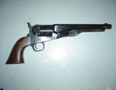 Selected Weapons of the American Civil War: Model 1861 Colt Navy Revolver