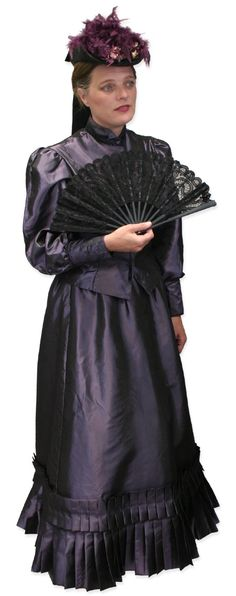 Steampunk Ladies Purple,Black Straw,Satin Small French Hat | Gothic | Pirate | LARP | Cosplay | Retro | Vampire || Victorian Ladies Hat, Plum