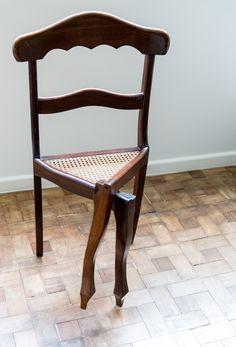Cadeira do artista Phiippe