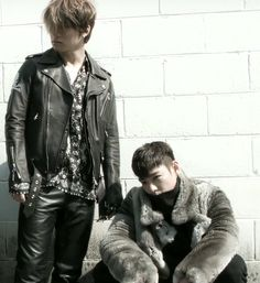 Daesung and TOP