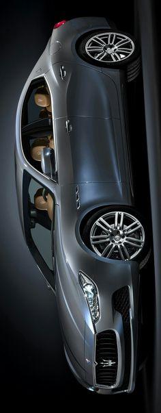 Maserati Ghibli Ermenegildo Zegna Concept by Levon
