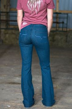 2020 Fashion Jeans For Women Mustard Pants – loverlydress Country Style Outfits, Country Dresses, Cowgirl Style Outfits, Cowgirl Fashion, Rodeo Outfits, Cute Outfits, Rodeo Clothes, Cowgirl Clothing, Mustard Pants