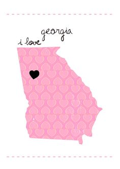 I love Georgia.