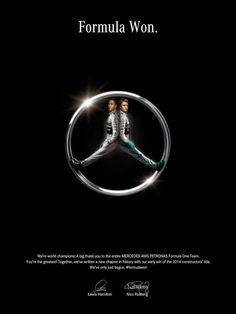 F1 Corradi: Propaganda Mercedes