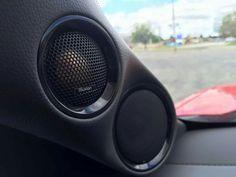 Illusion Audio in A Pillars