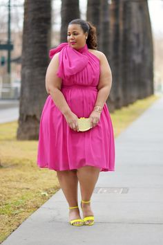 GarnerStyle | The Curvy Girl Guide: Just A Little Stage Fright...