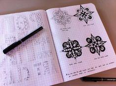 Pen and Ink Art Class: June 2011