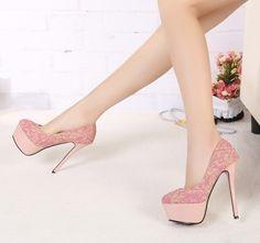 Special Fold Fabric-Stiletto Heels - HeelsFans.com