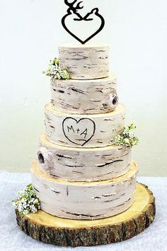 Birch Wedding by ThePricklyPoppy, via Flickr