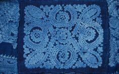 Transylvanian embroidered cushions at www.indigoandpeacock.co.uk