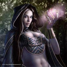 Legends of Norrath Artwork by Derek Herring | nenuno creative