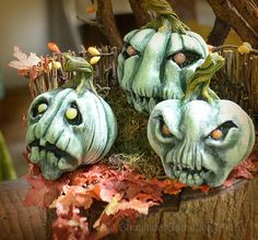 Ghoultide Gathering Halloween Art Show | Fantastical Halloween characters by Kevin Buntin