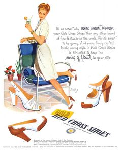 Red Cross Shoes - 19470421 Life