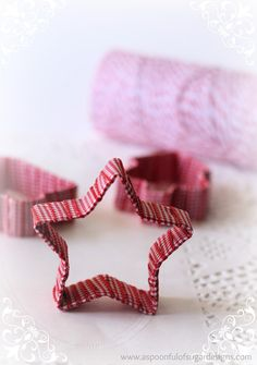 Cookie Cutter Ornaments    6