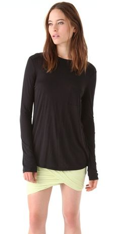 classic long sleeve / t by alexander