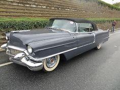 Cadillac : DeVille Convertible 1956  JUST PAINTED   (  ELDORADO sabres 1955 1957 1958 ) SAME OWNER 1978 - http://www.legendaryfind.com/carsforsale/cadillac-deville-convertible-1956-just-painted-eldorado-sabres-1955-1957-1958-same-owner-1978-2/