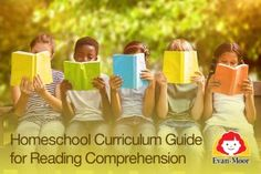 Download your free homeschool reading curriculum guide.  Save money and time this year with Evan-Moor's homeschool reading curriculum guide. A step-by-step guide for teaching your child reading and comprehension.    homeschool, homeschool reading, homeschool reading curriculum guide, reading comprehension, 1st grade reading, 2nd grade reading, 3rd grade reading, 4th grade reading, 5th grade reading, 6th grade reading