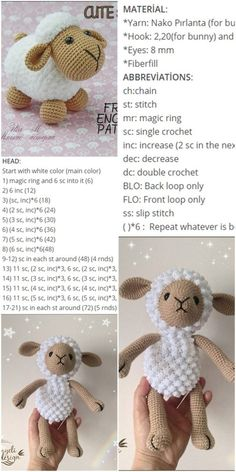 Patrones de ovejita | donpatron | 472x236