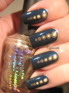 Dots, get in line! - Nail Art Gallery by NAILS Magazine